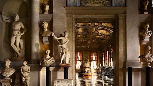 Библиотека как произведение искусства