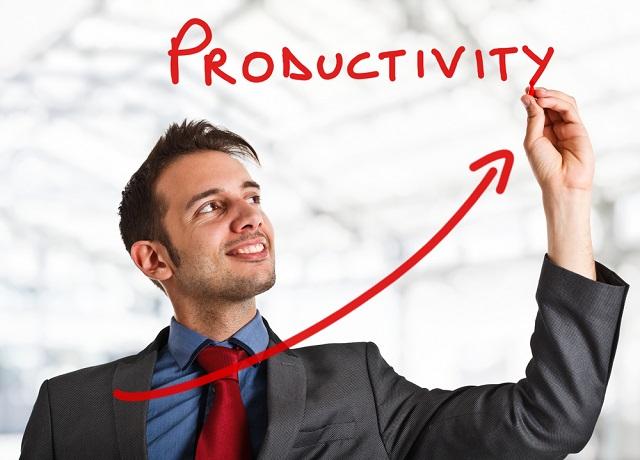 Основное правило продуктивности