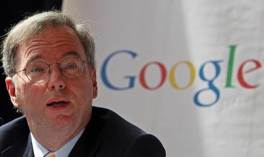Эрик Шмидт глава Гугл