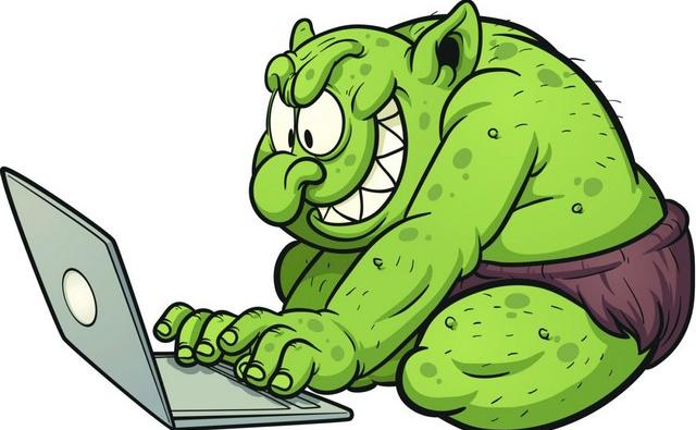 Тролли на форумах