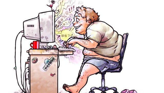 Общение на профессиональных форумах в интернете
