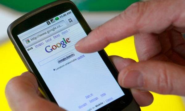 Мобильный поиск популярнее обычного