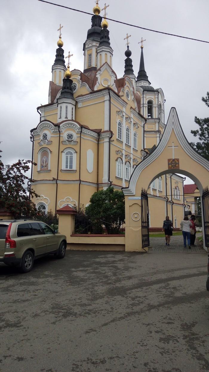 Воскресенская церковь на Октябрьском Взвозе