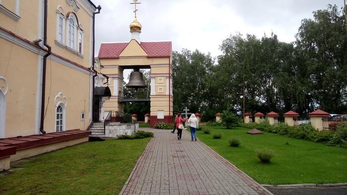 Воскресенская церковь в Томске