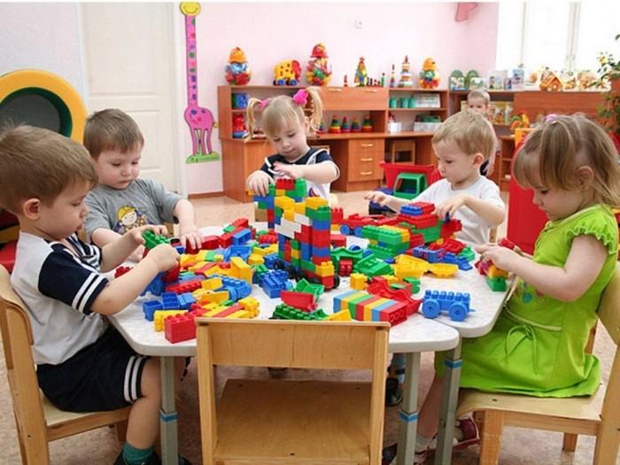 Зачем ходить в детский сад