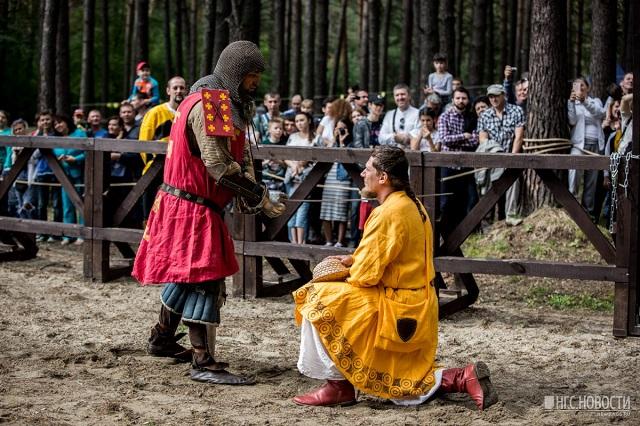 Реконструкция Средневековья