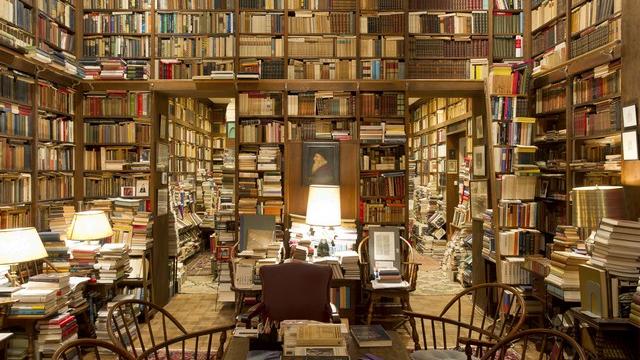 Моя домашняя библиотека