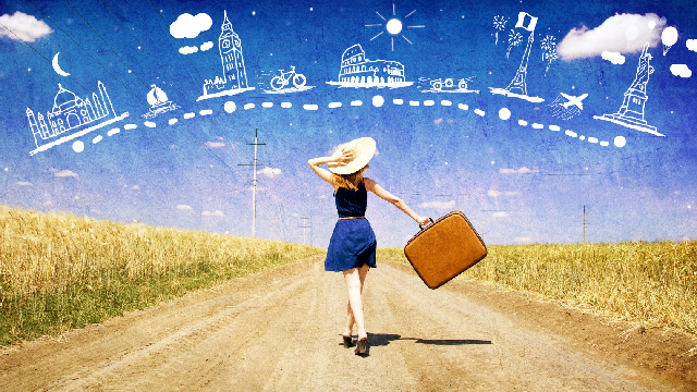 Зачем люди путешествуют?