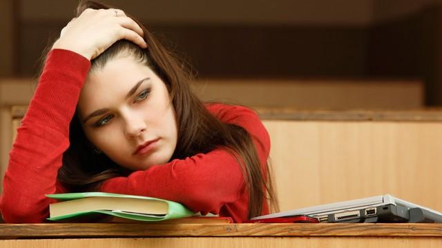 Депрессия в студенчестве