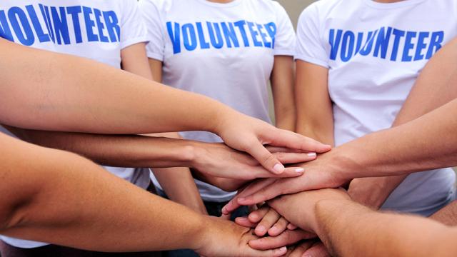 Почему люди становятся волонтёрами?