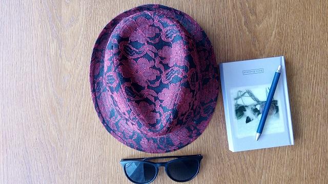 Шляпа для иностранки