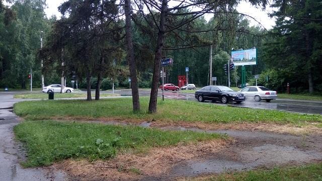 Прогулка по новосибирскому Академгородку