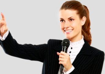 Постановка голоса для речи