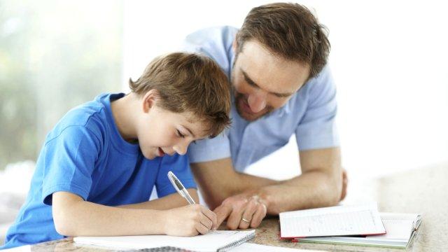 Отношение к домашнему обучению