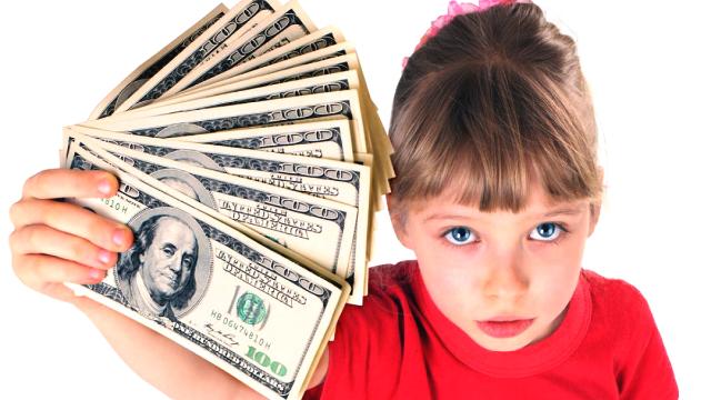 Нужно ли работать детям?