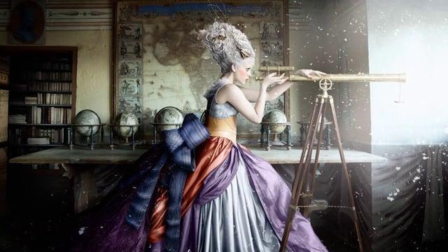 Сказка о заблудившейся принцессе