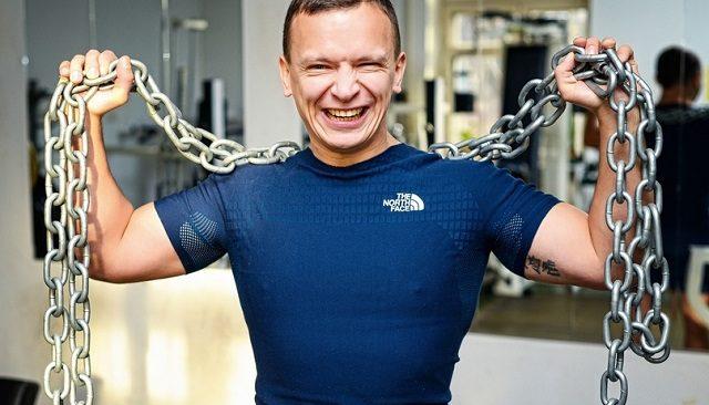 Персональные тренировки с Денисом Гудовичем