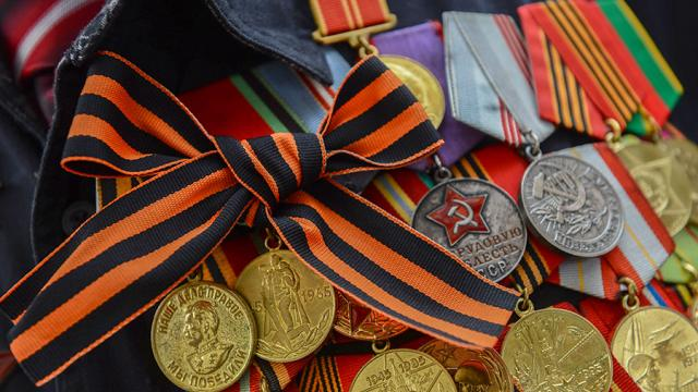С Днём 75-летия Великой Победы!